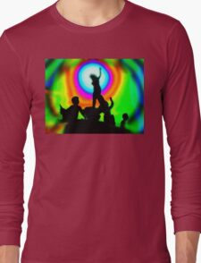 Dawning of the Age of Aquarius Long Sleeve T-Shirt
