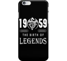 1954 - THE BIRTH OF LEGENDS9 iPhone Case/Skin