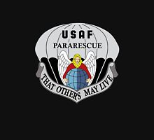 USAF Pararescue - Air Force Parachute Rescue Classic T-Shirt