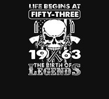 1963 - THE BIRTH OF LEGENDS Unisex T-Shirt