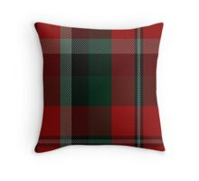 00265  Montrose (Graham) Clan/Family Tartan  Throw Pillow