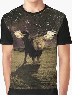 Leo's Home Graphic T-Shirt