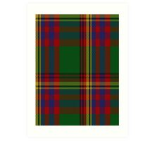 00270 Tartan of the Celts Art Print