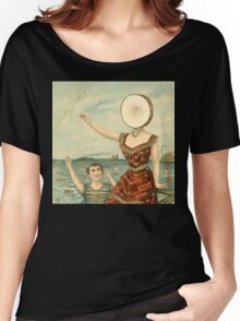 Neutral Milk Hotel - In the Aeroplane Over the Sea Tshirt Women's Relaxed Fit T-Shirt