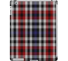 00274 Border Bell Tartan iPad Case/Skin