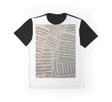 Music Memes Graphic T-Shirt