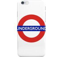 London Underground iPhone Case/Skin
