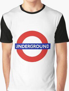 London Underground Graphic T-Shirt