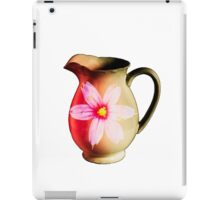 Vase flower iPad Case/Skin