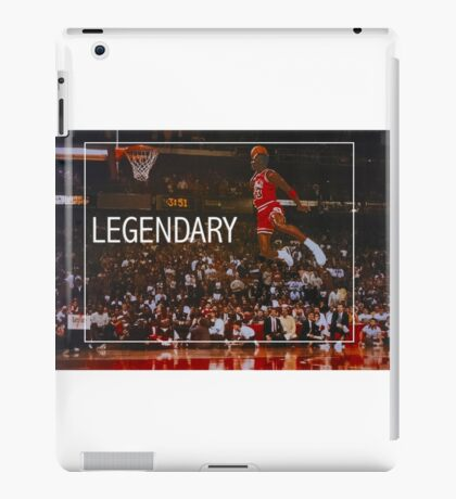 23 DUNK iPad Case/Skin