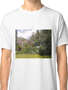 Band Rotunda, Cataract Gorge, Launceston, Tasmania Classic T-Shirt