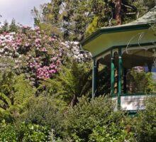 Band Rotunda, Cataract Gorge, Launceston, Tasmania Sticker