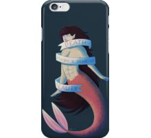 Mask of Beauty iPhone Case/Skin