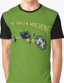 The Green Machine Graphic T-Shirt