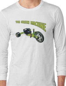 The Green Machine Long Sleeve T-Shirt