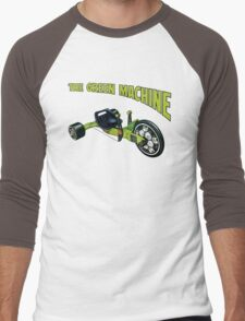 The Green Machine Men's Baseball ¾ T-Shirt