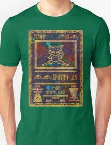 ANCIENT MEW - Pokemon Card T-Shirt Unisex T-Shirt