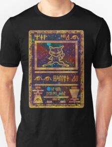 ANCIENT MEW - Pokemon Card T-Shirt T-Shirt