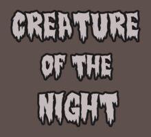 Creature Of The Night by Jenn Kellar