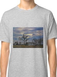 All Is Quiet in the Country Classic T-Shirt
