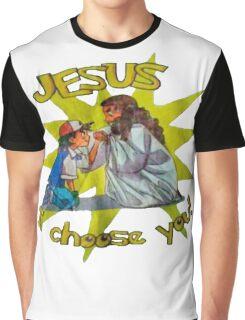 Jesus I Choose You! Graphic T-Shirt