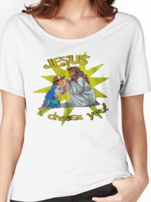 Jesus I Choose You! Women's Relaxed Fit T-Shirt