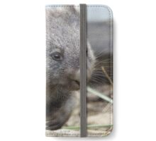 Fatso The Wombat iPhone Wallet