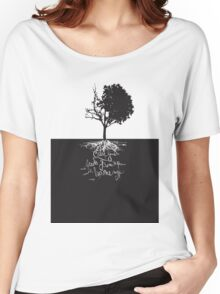 Cause Your Seeds Grow Up the Same Way Women's Relaxed Fit T-Shirt