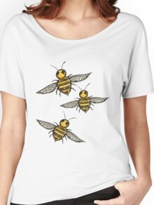 Lots of Bees   Women's Relaxed Fit T-Shirt