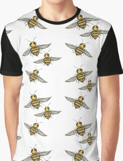 Lots of Bees   Graphic T-Shirt