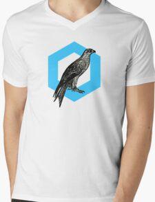 Falco and Shine Mens V-Neck T-Shirt