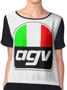 AGV helmet Italy Sunvisor Chiffon Top