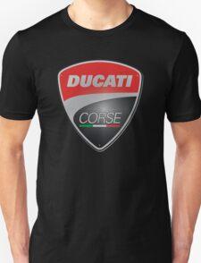 Ducati Corse Italian Superbike Unisex T-Shirt