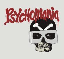 Psychomania by Jenn Kellar