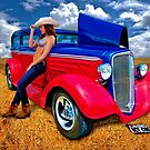 Hot Rod Hot One by ChasSinklier