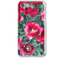 Tulipa Bastogne. iPhone Case/Skin