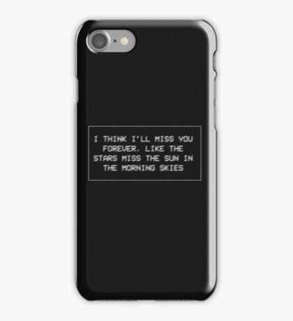 SUMMERTIME SADNESS  iPhone Case/Skin