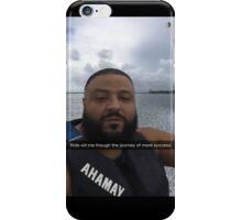 DJ Khaled Snapchat Merchandise [T-SHIRTS//MUGS//IPHONE CASES] iPhone Case/Skin