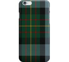 00306 Big Sur MacLaren Tartan  iPhone Case/Skin