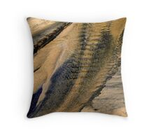 Sayulita Sand - Abstract Throw Pillow