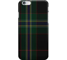 00325 Downs Tartan  iPhone Case/Skin
