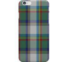 00331 Lanark Highlands District Tartan  iPhone Case/Skin
