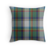 00331 Lanark Highlands District Tartan  Throw Pillow
