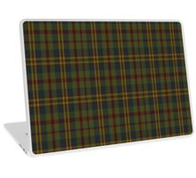 00333 Limerick County (District) Tartan Laptop Skin