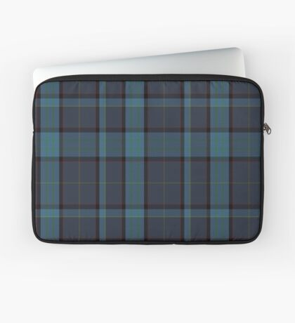 00335 Spirit of South Lanarkshire District Tartan  Laptop Sleeve