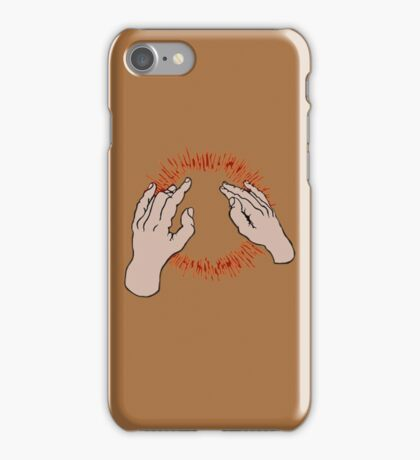 Lift Yr. Skinny Fists Like Antennas to Heaven by God Speed You! Black Emperor iPhone Case/Skin
