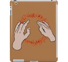 Lift Yr. Skinny Fists Like Antennas to Heaven by God Speed You! Black Emperor iPad Case/Skin