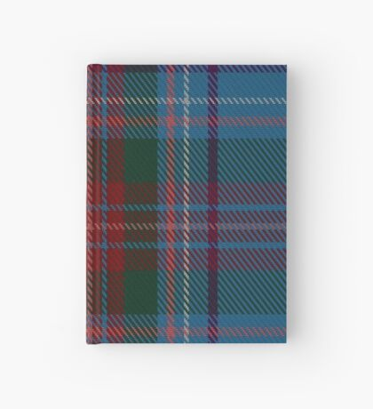 00339 Louth County District Tartan Hardcover Journal