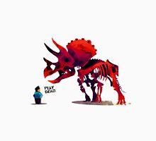 Play Dead Pet Dinosaur Unisex T-Shirt