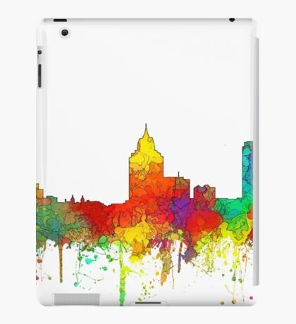 Mobile, Alabama Skyline - SG iPad Case/Skin